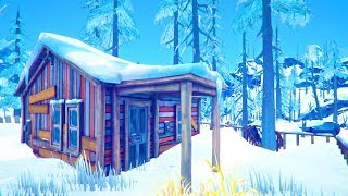 SURVIVOR LOCATES HIDDEN CACHES AND BANK BOX KEYS - The Long Dark Wintermute Story Mode Gameplay Ep 4
