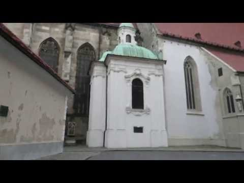 Bratislava Old Town in Slovakia   06