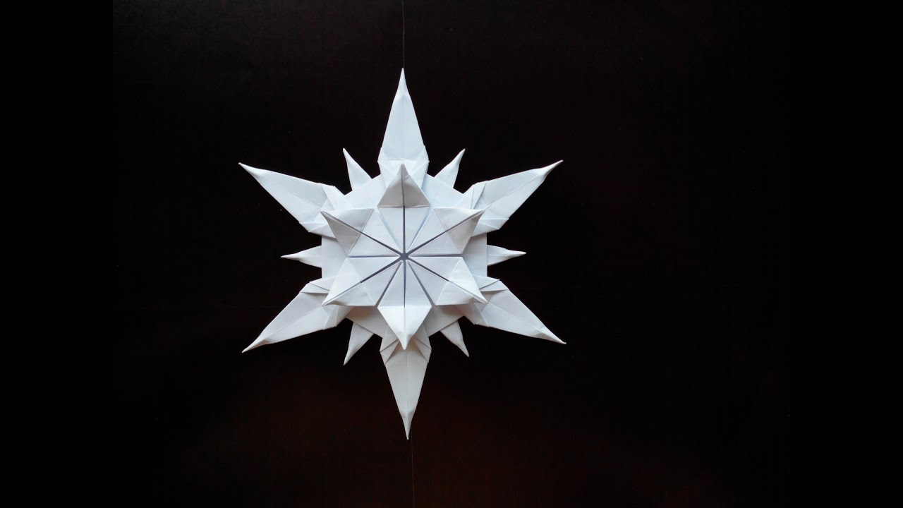 How to make origami Christmas models  origamimakeorg