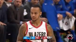 Portland Trail Blazers vs Orlando Magic - Full Game Highlights - November 15, 2017