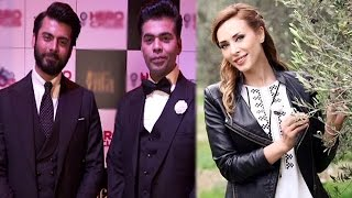 Karan Reacts On Fawad Being His First Guest | Salman's Rumoured Girlfriend Iulia Returns To Romania