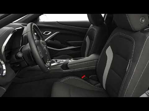 2019 Chevrolet Camaro Video