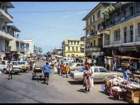 Liberia, Africa  1970's