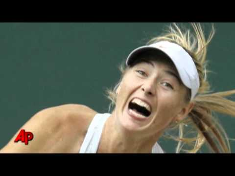 Sharapova to Face Kvitova in Wimbledon Final