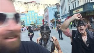 download lagu Tdw 1539 - Halloween Horror Nights Orlando Opening Night gratis