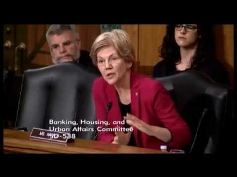 Elizabeth Warren - The State of the Insurance Industry and Insurance Regulation