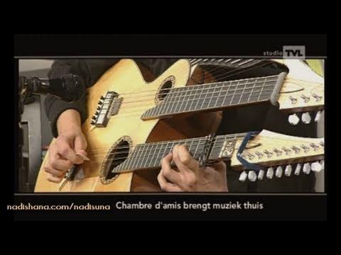 """NadiSuna """"Dumka""""+""""Mechkin Kamen"""" live @ Belgium TV ◦¤₪¤◦ nadishana .com"""