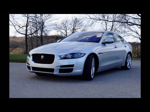 A Week with the Jaguar XE