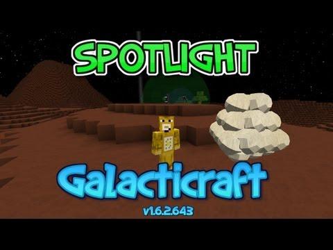 Mod Spotlight - Galacticraft (Mars Release)