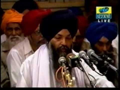 Bhai Harnam Singh Srinagar             Bin Boleya Sabh Kish video