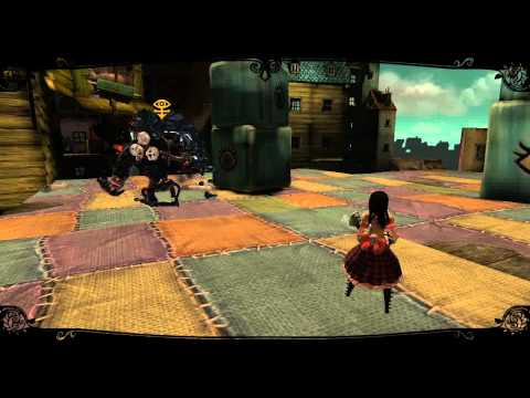 Drinking and Memory Loss (Alice Madness Returns Chapter 5 Part 4)