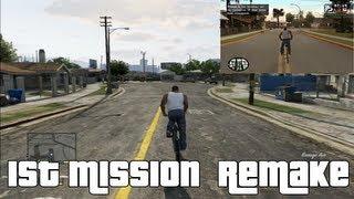 GTA 5 Grand Theft Auto San Andreas Remake