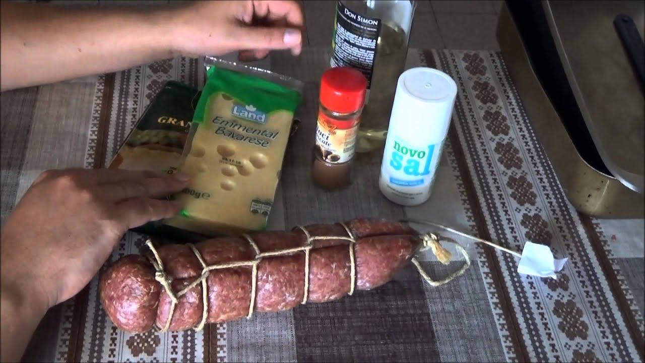 Из чего делают сосиски ужас фото