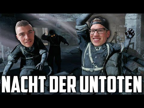 DE NACHT DER UNTOTEN! (COD: World at War Zombies)