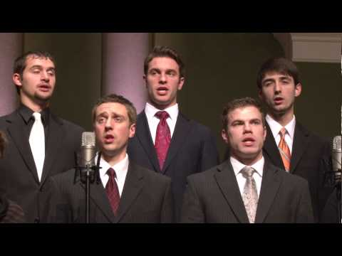 Thou Didst Leave Thy Throne given by Singles Choir
