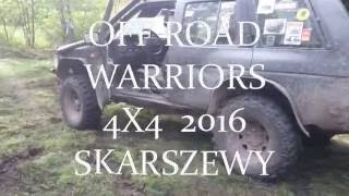 OFF ROAD WARRIORS 4X4 SKARSZEWY 2016