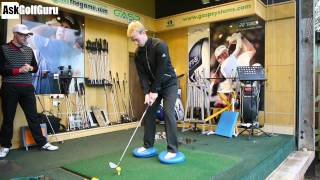 Golf Swing Early Extension Drill AskGolfGuru