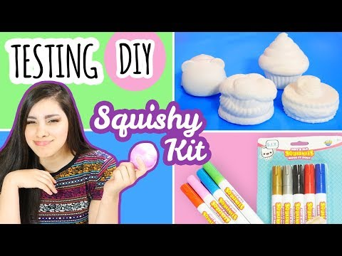 *HONEST*  Squishy Kit Review   Soft N Slo DIY Squishies