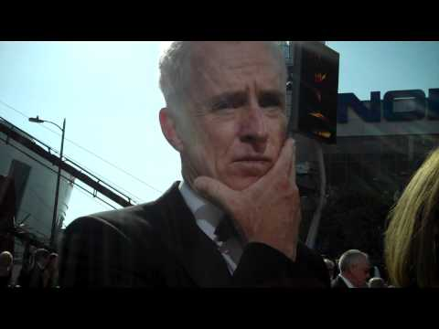 John Slattery at the 2010 Emmy Awards