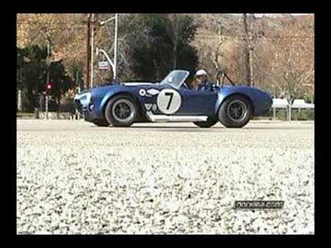 Shelby Cobra - Two Original '65 Competition 427s Video