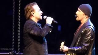 U2 Who's Gonna Ride Your Wild Horses, Dublin 2018-11-05 - U2gigs.com