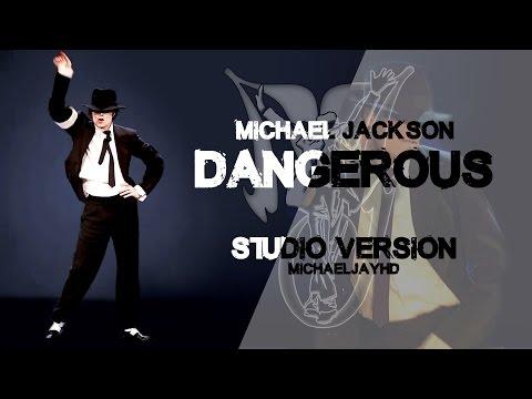 Michael Jackson - Dangerous (1995) | Studio Version |
