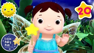 Fairy Lullaby + Many More! | BRAND NEW | Nursery Rhymes | Little Baby Morning
