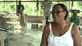Ghana: Going Local