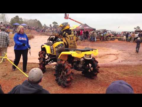 Polaris Mudda-Cross  @ Mud Nationals 2013
