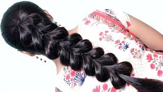 Wedding guest hairstyles || New Beautiful Hairstyles || Quick hairstyles for party/wedding