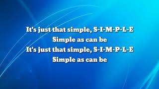 Download Lagu Florida Georgia Line - Simple lyrics Gratis STAFABAND