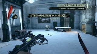 Dishonored - Political Suicide & Regicide Achievement Guide