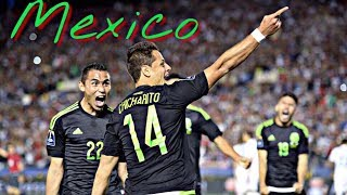 Best Skills and Goals - National Mexico Team