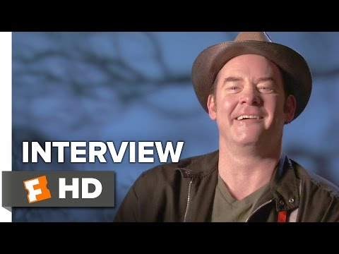 Krampus Interview - David Koechner (2015) - Horror Movie HD