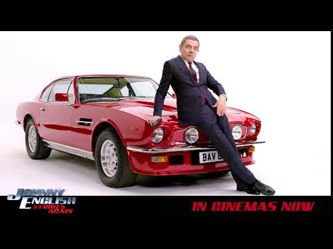 Johnny English Strikes Again — Now Showing