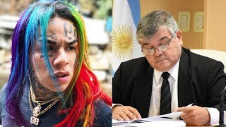 Judge threatens 6ix9ine with Jail if he Dodges Court Again