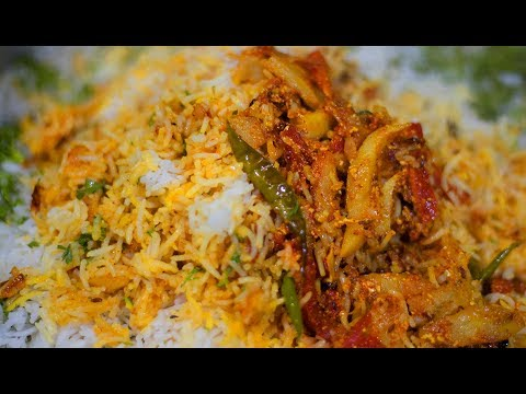 Dum Biryani Recipe Village Style By Nikunj Vasoya | Indian Village Night Life