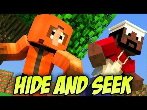 Minecraft Mods - MORPH HIDE AND SEEK - SOUTH PARK MOD