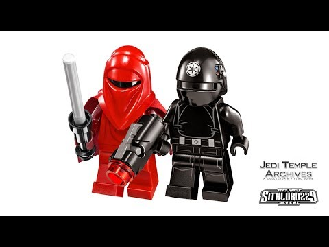 Death Star Troopers | LEGO Star Wars 75034 | HD Review