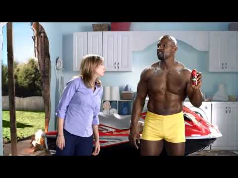 Best Terry Crews Old Spice Commercials