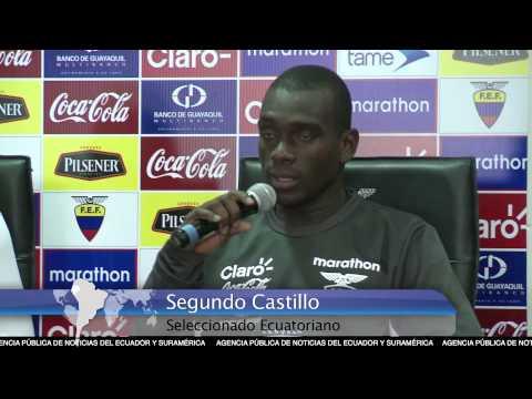 Jugadores de Ecuador no se entusiasman con la posible ausencia de Falcao García