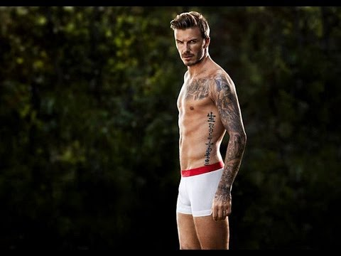 David Beckham's New Shirtless Underwear Ads — and More Top Headlines
