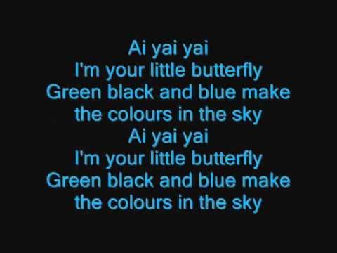 Smile.dk Butterfly Lyrics.wmv video