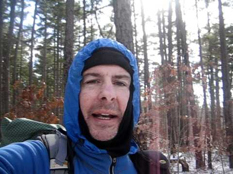 Craig hiking Hawn State Park.avi