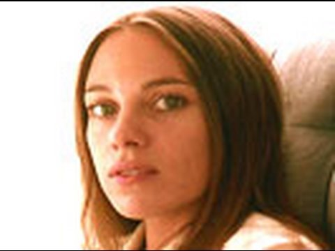 Marcheline Bertrand, mother of James Haven and actress Angelina Jolie as she appeared in a short film directed by Ramon Menendez around 1980. It was called B...