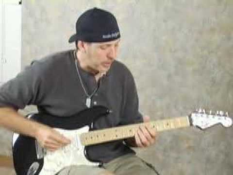 Learn Guitar Lesson Inspired By Jimi Hendrix