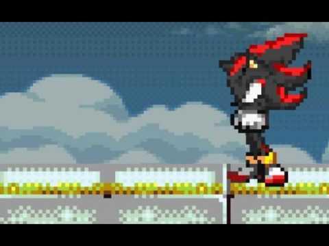 Shadow Darkness Dark Sonic And Dark Shadow
