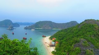 Travel to Cat Ba Island, Vietman