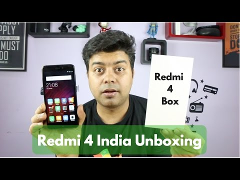 Xiaomi Redmi 4 India Review, Unboxing, Pros, Cons, Comparison with Redmi 3S | Gadgets To Use