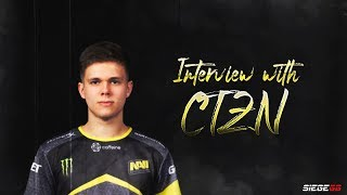 Interview with CTZN | SiegeGG Interviews
